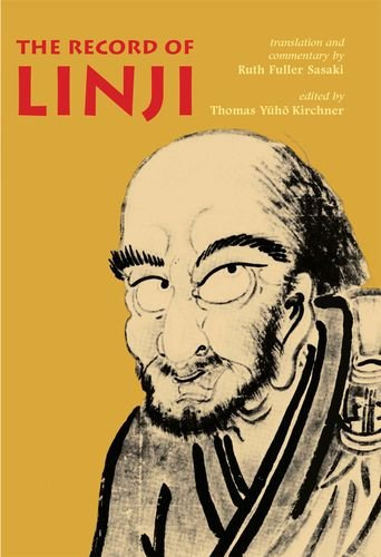 The Record of Linji (Nanzan Library of Asian Religion and Culture)