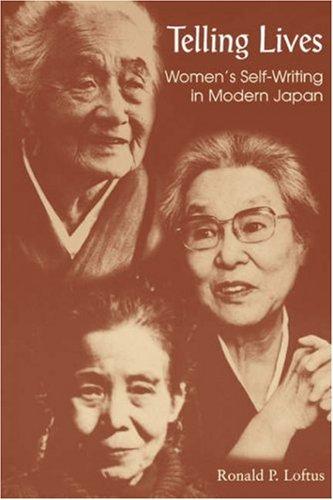 9780824828349: Telling Lives: Women's Self-Writing in Modern Japan