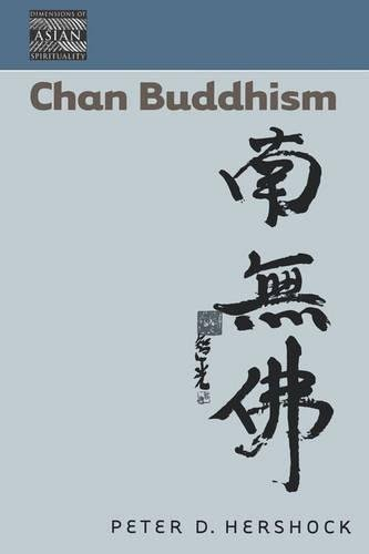 9780824828356: Chan Buddhism (Dimensions of Asian Spirituality)