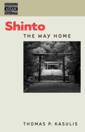 9780824828509: Shinto: The Way Home (Dimensions of Asian Spirituality)