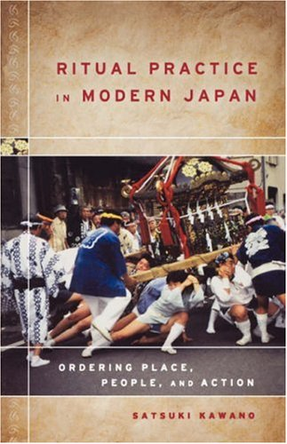 9780824829346: Ritual Practice In Modern Japan: Ordering Place, People, And Action