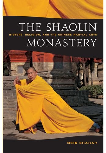 9780824831103: The Shaolin Monastery: History, Religion, and the Chinese Martial Arts