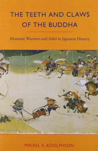 9780824831233: The Teeth and Claws of the Buddha: Monastic Warriors and Sohei in Japanese History