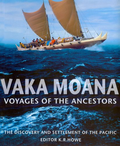 9780824832131: Vaka Moana, Voyages of the Ancestors: The Discovery and Settlement of the Pacific