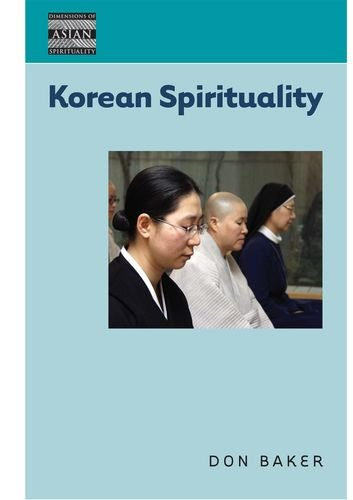 9780824832339: Korean Spirituality (Dimensions of Asian Spirituality)