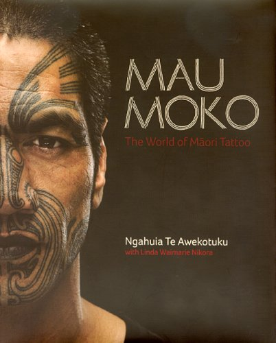9780824832537: Mau Moko: The World of Maori Tatoo