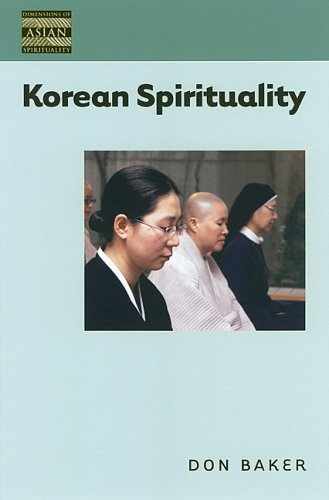 9780824832575: Korean Spirituality (Dimensions of Asian Spirituality)