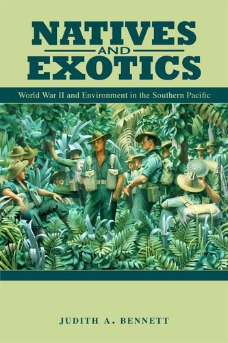 9780824832650: Natives and Exotics: World War II and Environment in the Southern Pacific