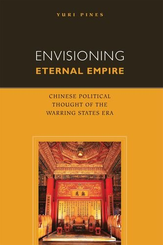 9780824832759: Envisioning Eternal Empire: Chinese Political Thought of the Warring States Era