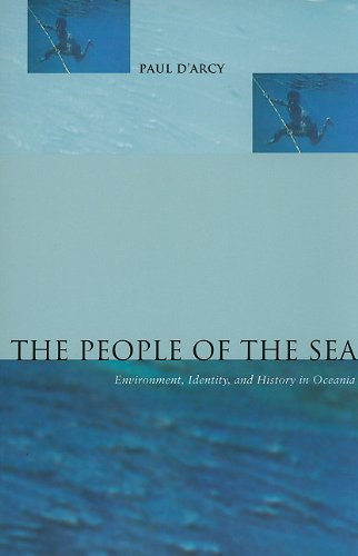 9780824832971: The People of the Sea: Environment, Identity, and History in Oceania