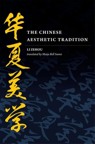 9780824833077: The Chinese Aesthetic Tradition