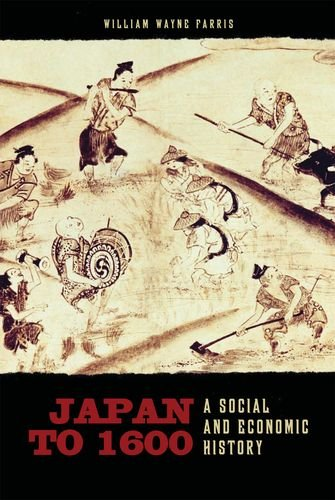 9780824833251: Japan to 1600: A Social and Economic History