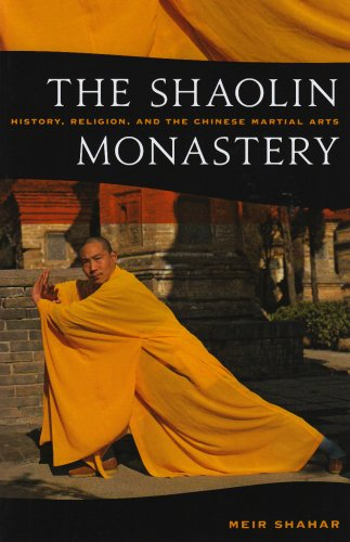9780824833497: The Shaolin Monastery: History, Religion, and the Chinese Martial Arts