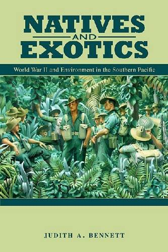9780824833503: Natives and Exotics: World War II and Environment in the Southern Pacific