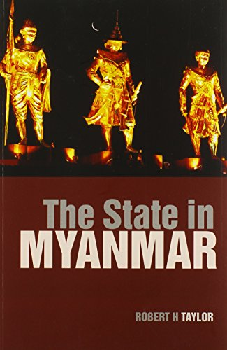 9780824833626: The State in Myanmar