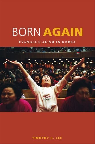 9780824833756: Born Again: Evangelicalism in Korea
