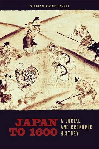 9780824833794: Japan to 1600: A Social and Economic History
