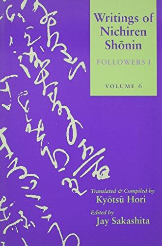 Writings of Nichiren Shonin: Followers I
