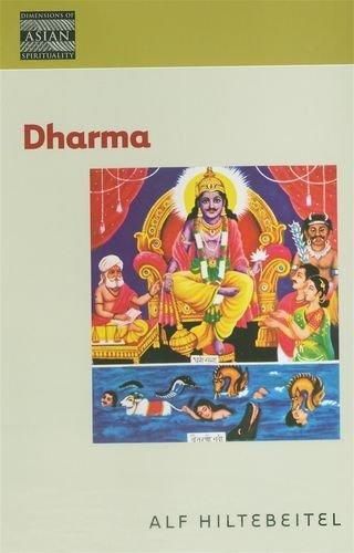 Dharma (Hardback): Alf Hiltebeitel
