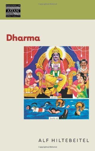 9780824834869: Dharma (Dimensions of Asian Spirituality)