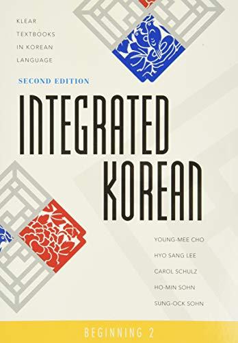 9780824835156: Integrated Korean: Beginning 2, Second Edition (Klear Textbooks in Korean Language)