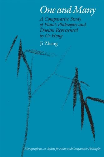 9780824835545: One and Many: A Comparative Study of Plato's Philosophy and Daoism Represented by Ge Hong (Monographs of the Society for Asian and Comparative Philosophy)