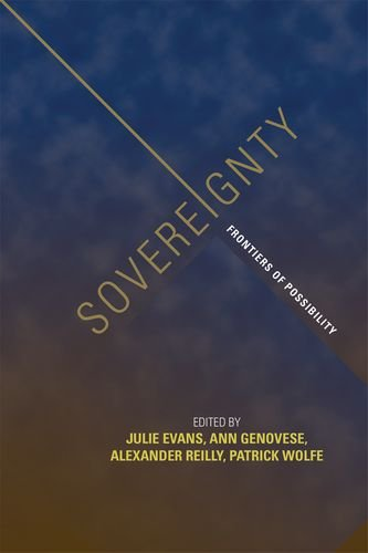 Sovereignty: Frontiers of Possibility (Hardback)