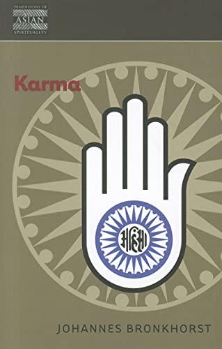 9780824835910: Karma (Dimensions of Asian Spirituality)