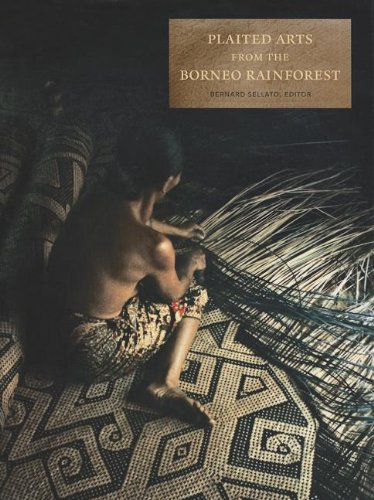9780824836191: Plaited Arts from the Borneo Rainforest (Nias Studies on Asian Topics)