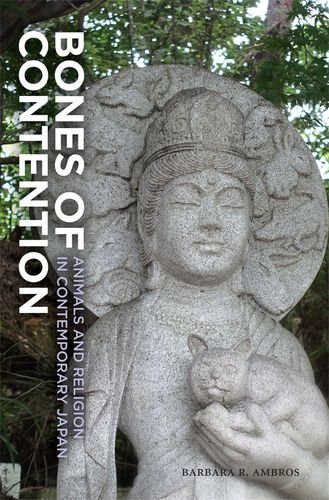 9780824836269: Bones of Contention: Animals and Religion in Contemporary Japan