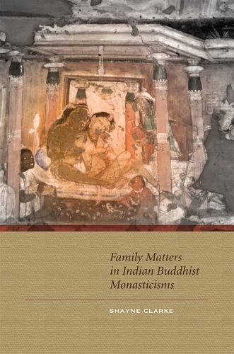 9780824836474: Family Matters in Indian Buddhist Monasticisms