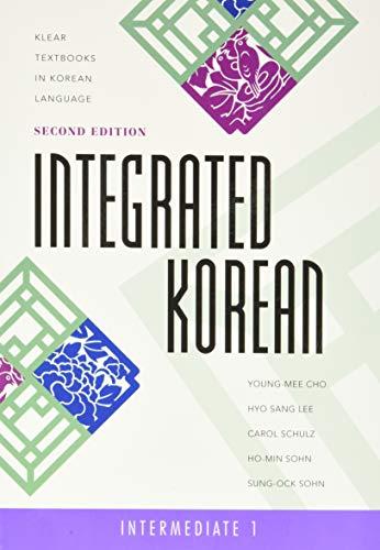 9780824836504: Integrated Korean : Intermediate 1, 2nd (Klear Textbooks in Korean Language)