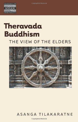 9780824836733: Theravada Buddhism: The View of the Elders (Dimensions of Asian Spirituality)