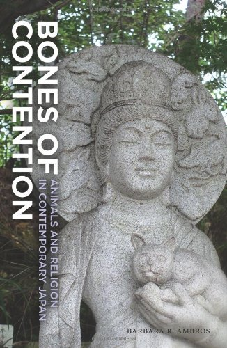 9780824836740: Bones of Contention: Animals and Religion in Modern Japan