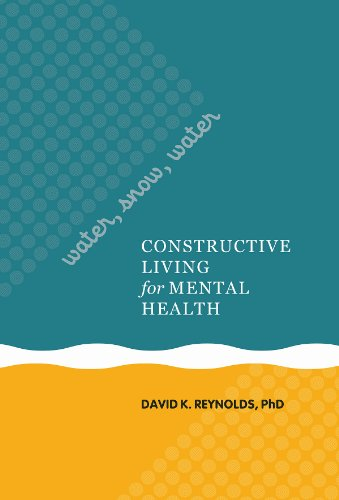 9780824836955: Water, Snow, Water: Constructive Living for Mental Health (A Latitude 20 Book)