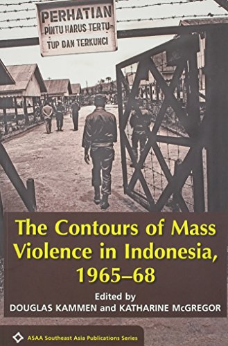 9780824837433: The Contours of Mass Violence in Indonesia, 1965-68 (ASAA Southeast Asia Publications)