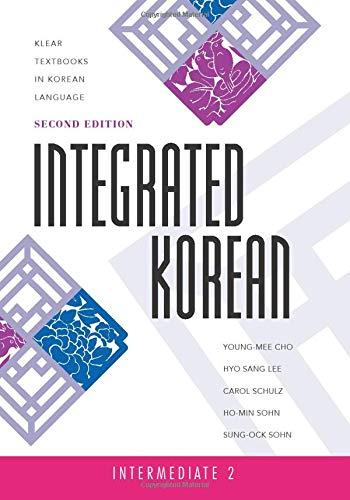9780824838133: Integrated Korean: Intermediate 2, 2nd edition (Klear Textbooks in Korean Language) (textbook)