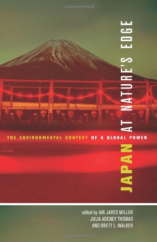 Japan at Nature's Edge: Pa (Paperback): Ian Jared Miller