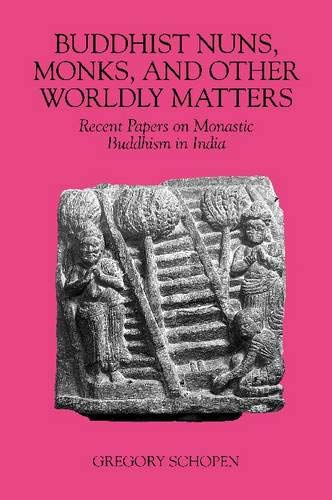 9780824838812: Buddhist Nuns, Monks, and Other Worldly Matters: Recent Papers on Monastic Buddhism in India (Studies in the Buddhist Traditions)