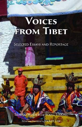 9780824839512: Voices from Tibet: Selected Essays and Reportage
