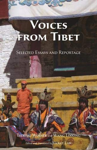 Voices from Tibet: Selected Essays and Reportage (Hardback): Wang Lixiong, Tsering Woeser