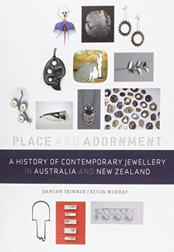 A History of Contemporary Jewellery in Australia New Zealand (Hardback): Damian Skinner