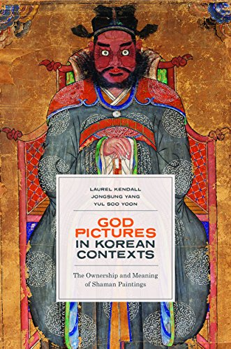 9780824847630: God Pictures in Korean Contexts: The Ownership and Meaning of Shaman Paintings