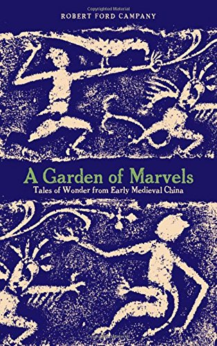 9780824853501: A Garden of Marvels: Tales of Wonder from Early Medieval China
