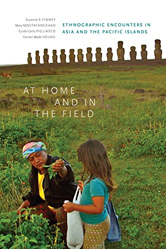 9780824853792: At Home and in the Field: Ethnographic Encounters in Asia and the Pacific Islands