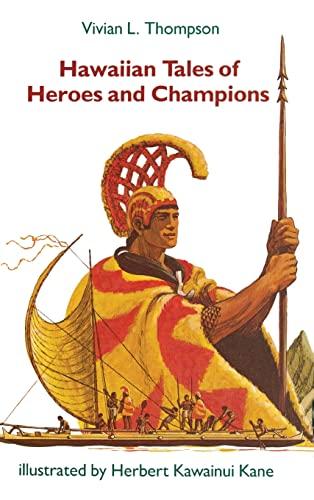 9780824858919: Hawaiian Tales of Heroes and Champions