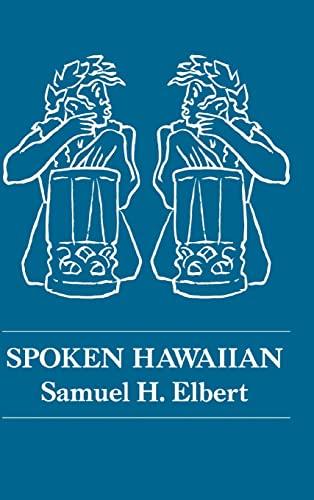 9780824859077: Spoken Hawaiian