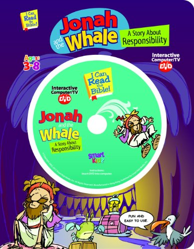 Jonah and the Whale: A Story about Responsibility (I Can Read the Bible! Series): Ron Berry, Chris ...