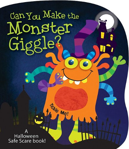 9780824915261: CAN YOU MAKE THE MONSTER GIGGLE? (Tickle 'n Giggle Sound Books)