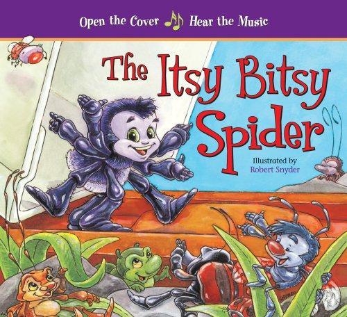 9780824918217: The Itsy Bitsy Spider